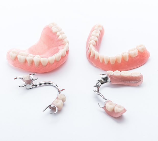 West Hollywood Dentures and Partial Dentures